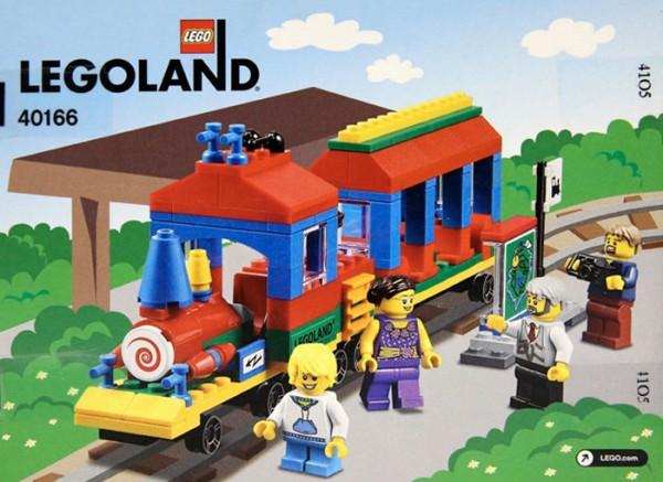 40166 LEGOLAND Train