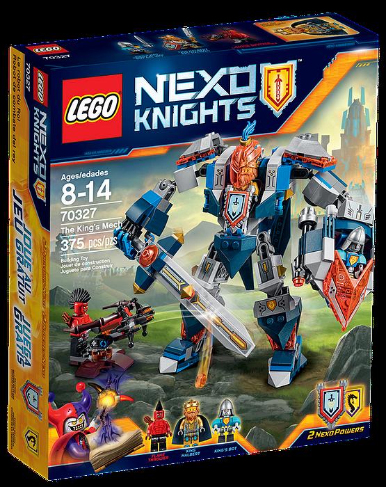 LEGO Nexo Knights 70327