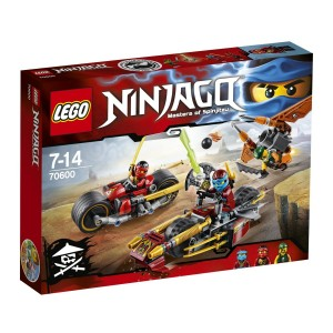 70600 Ninja Bike Chase box