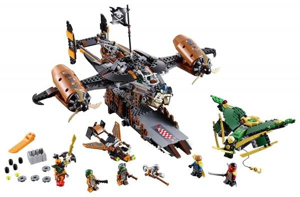 70605 Misfortune's Keep LEGO Ninjago 2016