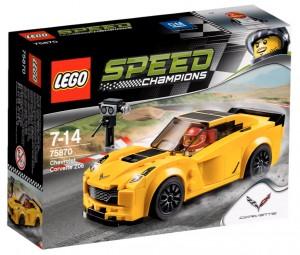 LEGO Speed Champions 2016 - 75870 Chevrolet Corvette Z06