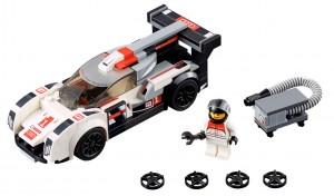 LEGO Speed Champions 2016 - 75872 Audi R18 e-tron quattro