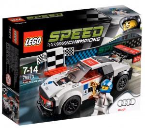 LEGO Speed Champions 2016 - 75873 Audi R8 LMS Ultra