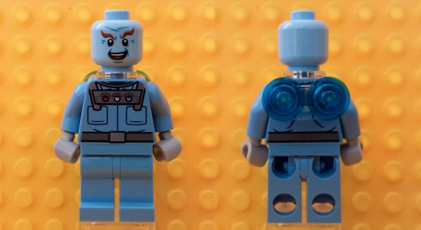 76052 Batman Classic TV Series Batcave Mr Freeze