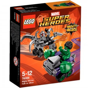 LEGO Mighty Micros 76066