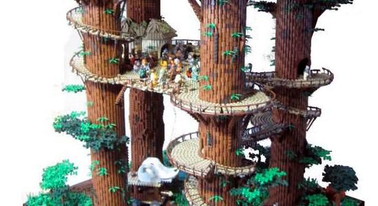 LEGO Village Ewok