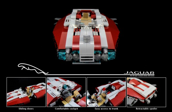 Jaguar XS-97 Coupé Sport
