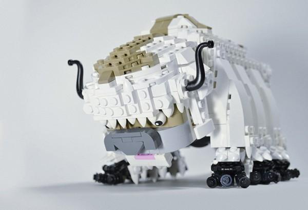 LEGO Avatar Appa