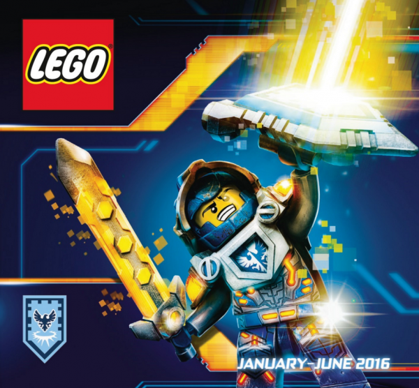 Catalogue LEGO 2016