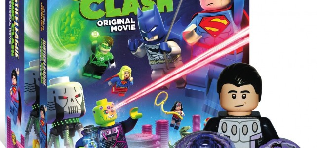 LEGO Justice League: Cosmic Clash contiendra la minifig de Cosmic Boy