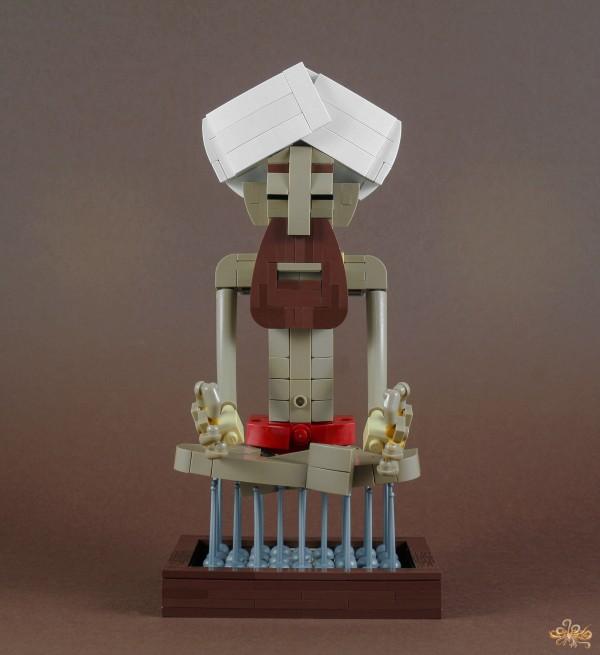 LEGO Fakir Iron Builder