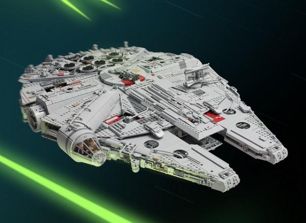 UCS Millennium Falcon LEGO