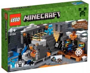 LEGO Minecraft 2016 - The End Portal (21124)