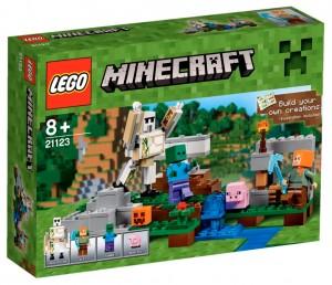 LEGO Minecraft 2016 - The Iron Golem (21123)