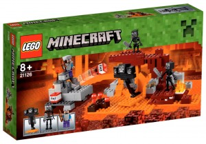 LEGO Minecraft 2016 - The Wither (21126)