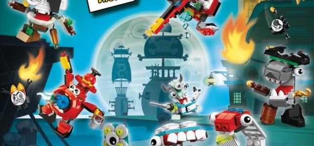 LEGO Mixels series 8