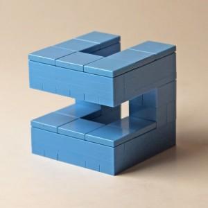 LEGO Snake Cuboids 1