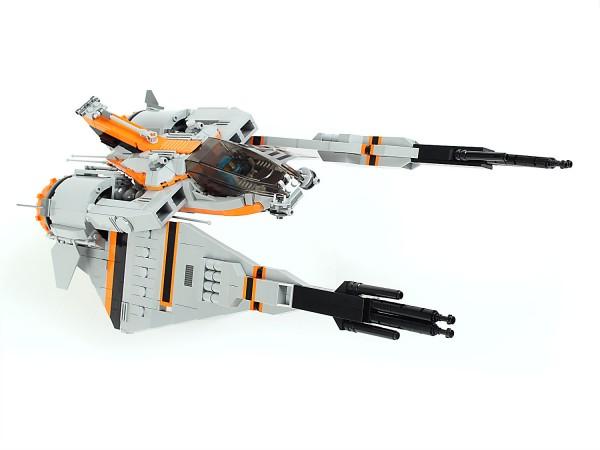 novvember LEGO Vic Viper 1-1