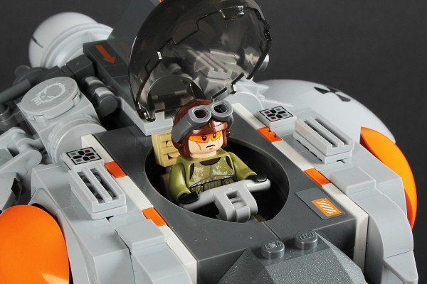 LEGO Vic Viper 2-2