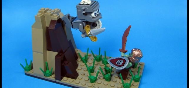 LEGO chevalier NPU