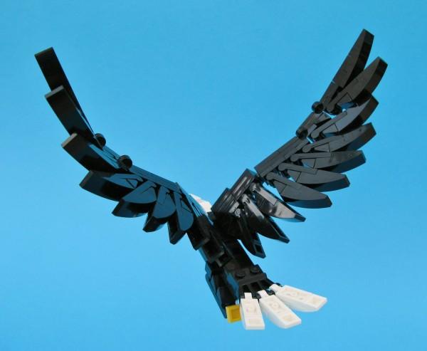 LEGO mouvement Aigle
