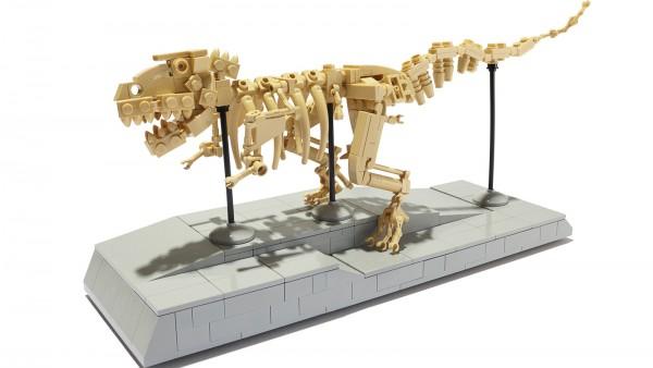 LEGO squelette Tyrannosaurus Rex