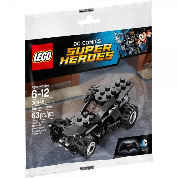 Polybag DC Comics 30446 The Batmobile