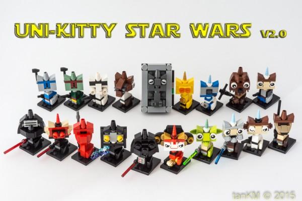Star Wars Uni Kitty