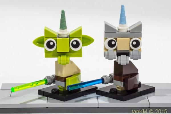 Star Wars Uni Kitty Yoda Obi-Wan
