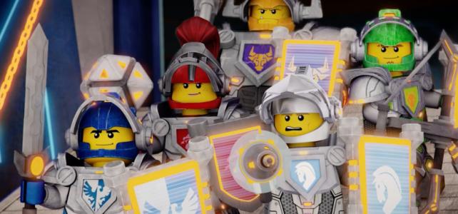 TV LEGO Nexo Knights