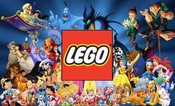 LEGO Disney Collectible Minifigures