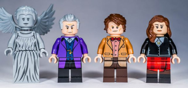 REVIEW LEGO Ideas #011 – Doctor Who