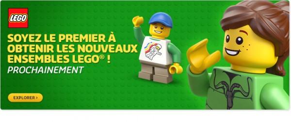Nouveautés LEGO 2016 Shop LEGO