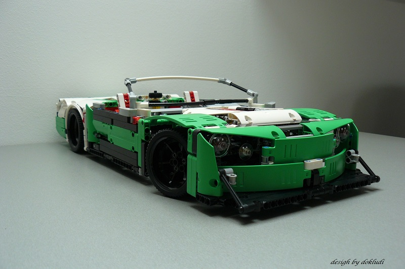 lego technic 42043 c model instructions pdf