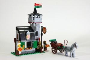 6350 Pizza Classic Castle