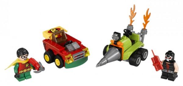 76062 Robin vs Bane
