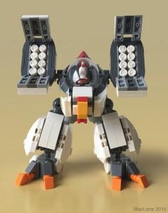 BokBokTron Thigh Fighter 2