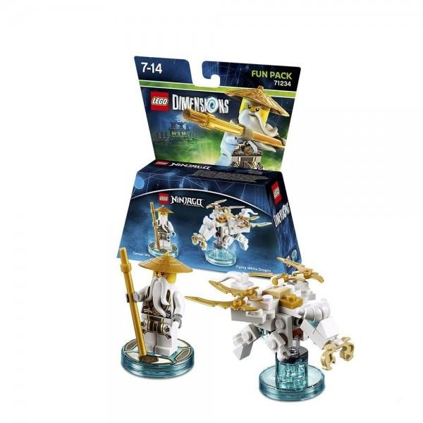 Fun Pack 71234 Sensei Wu (LEGO Ninjago)