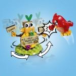 LEGO Angry Birds 75823 Bird Island Egg Heist (3)