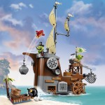 LEGO Angry Birds 75825 Piggy Pirate Ship (1)