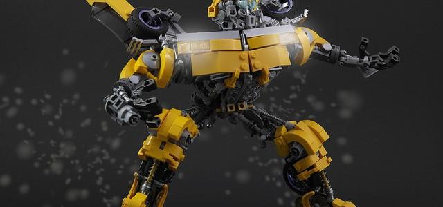 LEGO Bumblebee Transformers