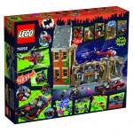 LEGO DC Comics Super Heroes Batman Classic TV Series Batcave 76052 - 02