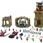 LEGO DC Comics Super Heroes Batman Classic TV Series Batcave 76052 - 03