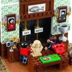 LEGO DC Comics Super Heroes Batman Classic TV Series Batcave 76052 - 21