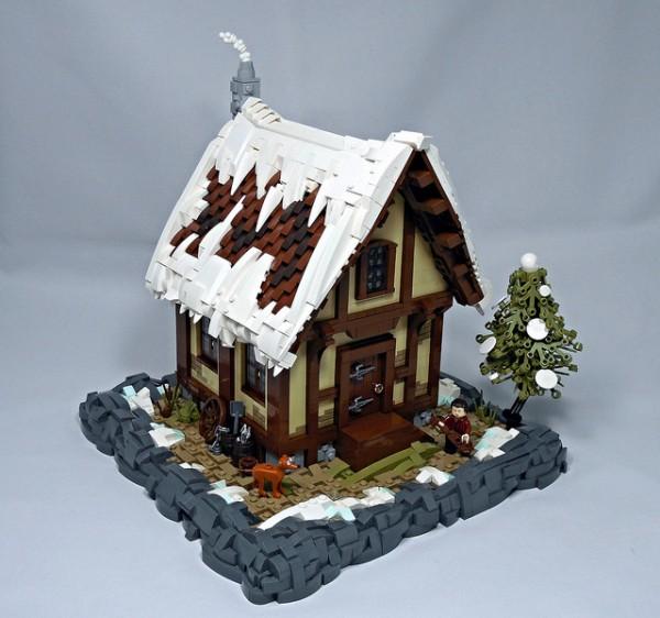 LEGO MOC base