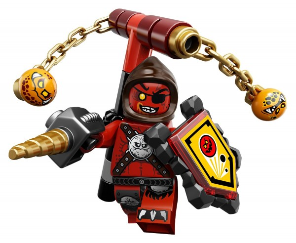 LEGO Nexo Knights Beast Master
