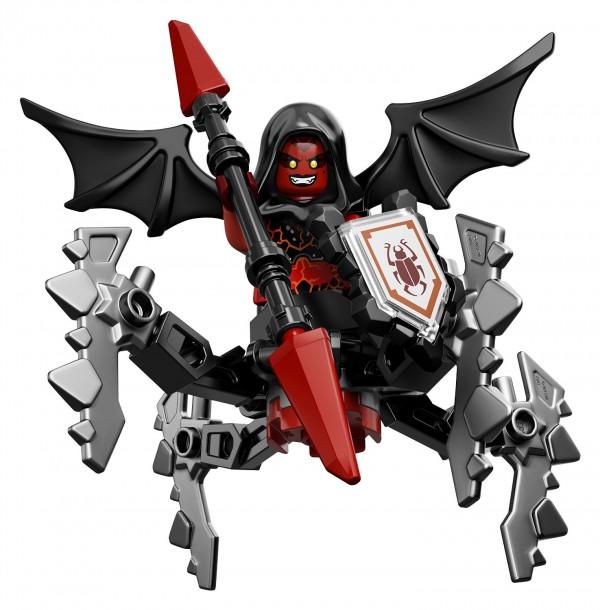 LEGO Nexo Knights Lavaria