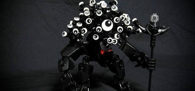yeux LEGO Mixels