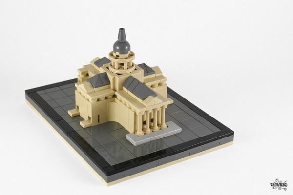 Micro Panthéon de paris