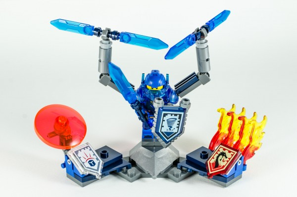 Review LEGO Nexo Knights 70330 Ultimate Clay_18